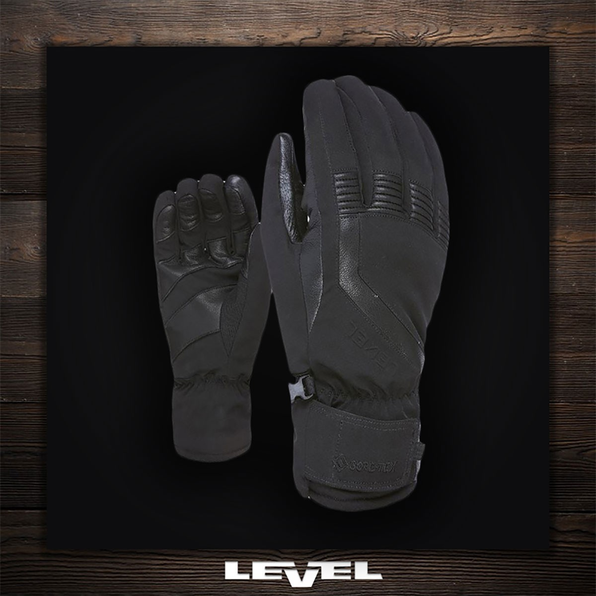 LEVEL I-SUPER RADIATOR GORE-TEX black - Изображение - AQUAMATRIX