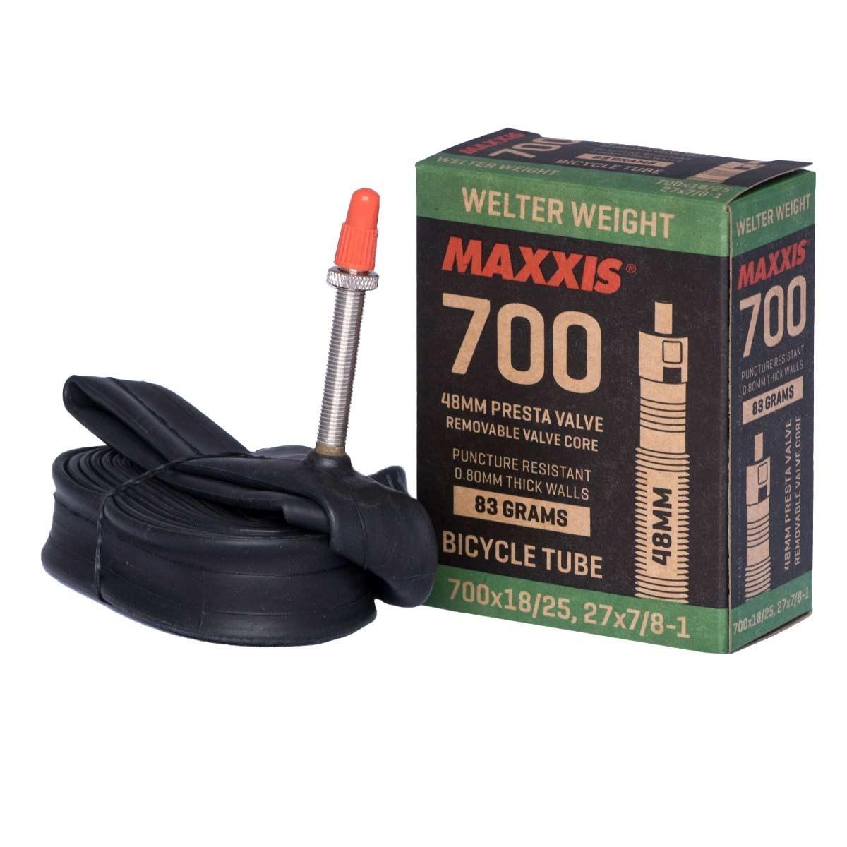 MAXXIS WELTER WEIGHT 700X23/32C | Френски Вентил (Low Lead) 60mm - Изображение - AQUAMATRIX