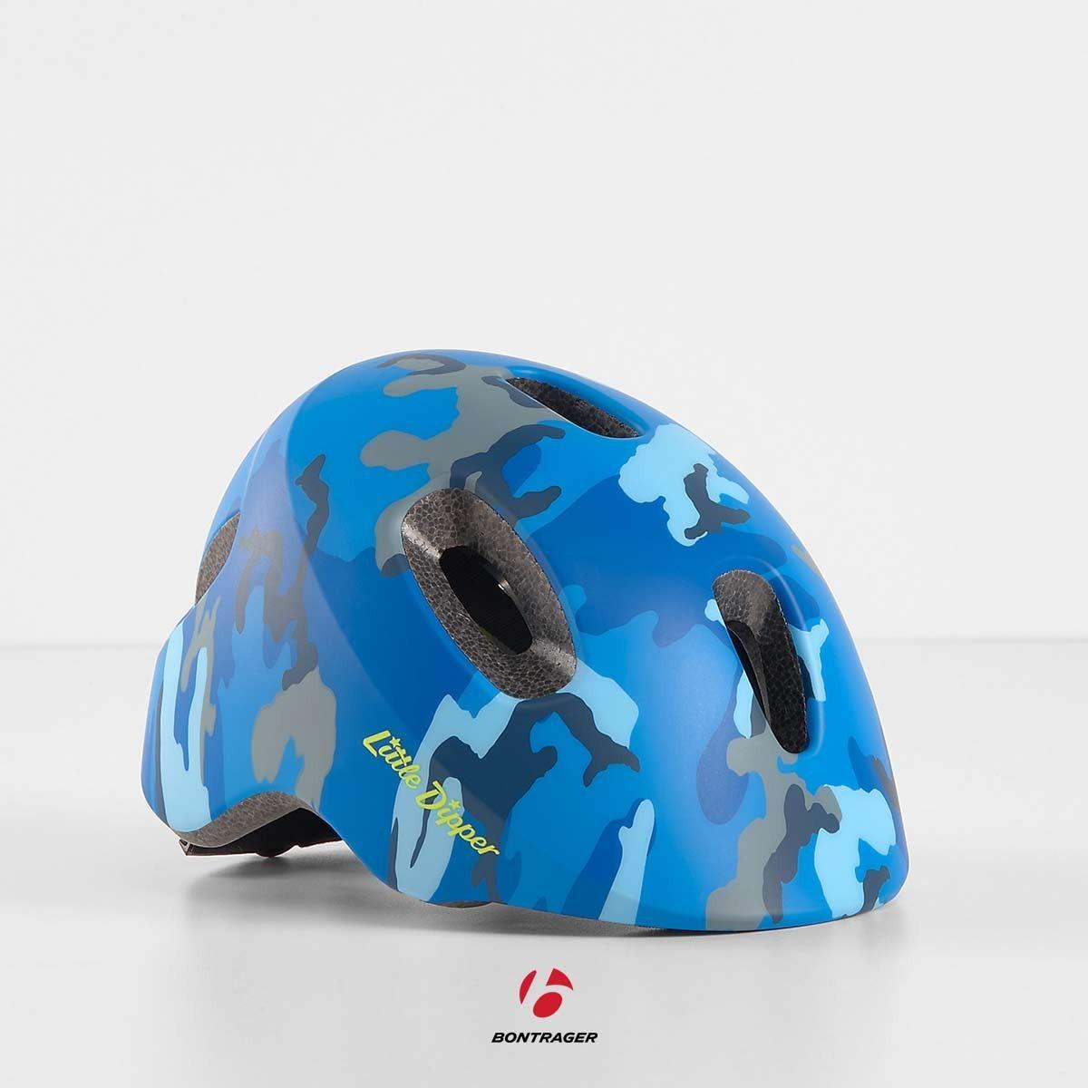 BONTRAGER LITTLE DIPPER MIPS Waterloo Blue - Изображение - AQUAMATRIX