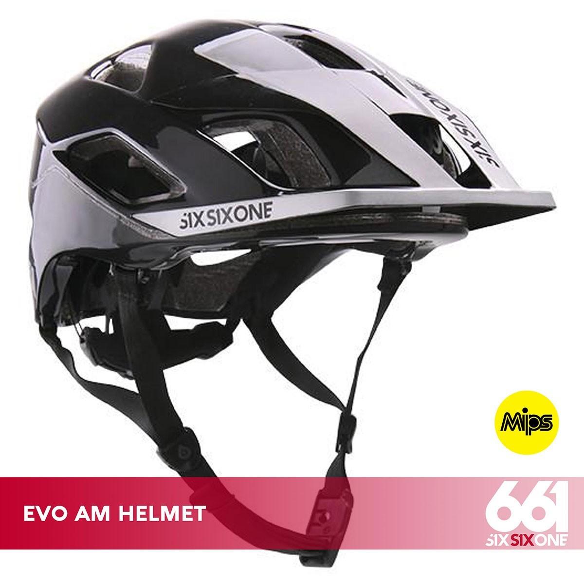 661 EVO AM MIPS CE METALLIC BLACK - Изображение - AQUAMATRIX