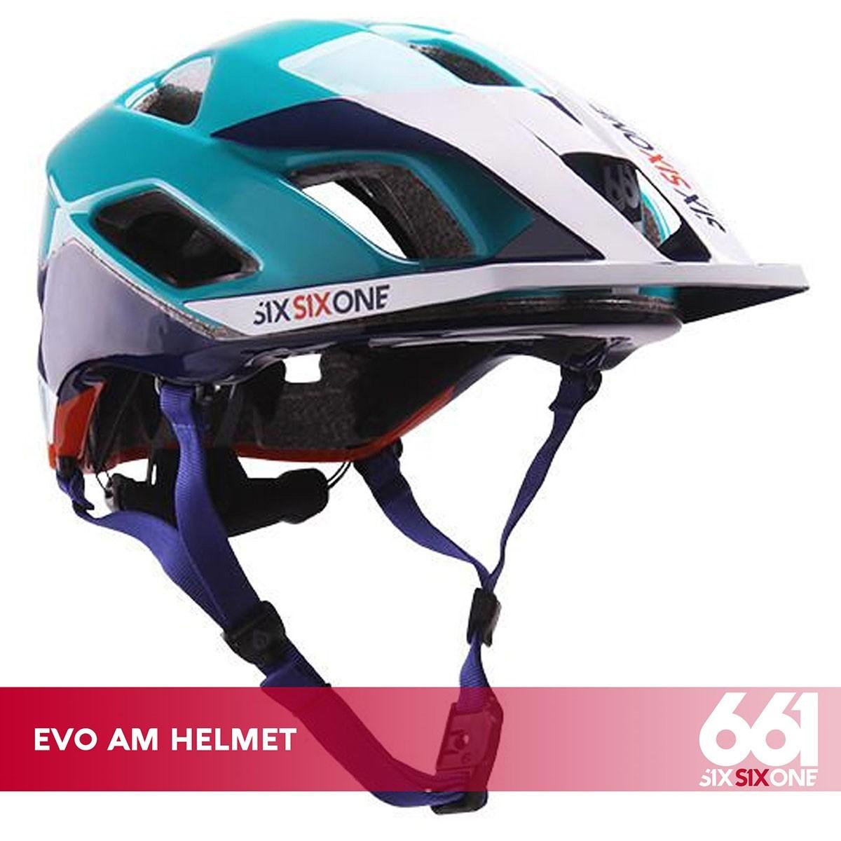 661 EVO AM CE ORANGE BLUE - Изображение - AQUAMATRIX