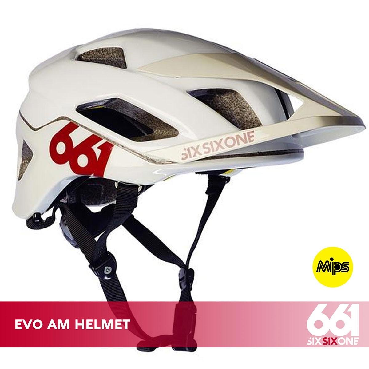661 EVO AM MIPS CE TUNDRA WHITE - Изображение - AQUAMATRIX