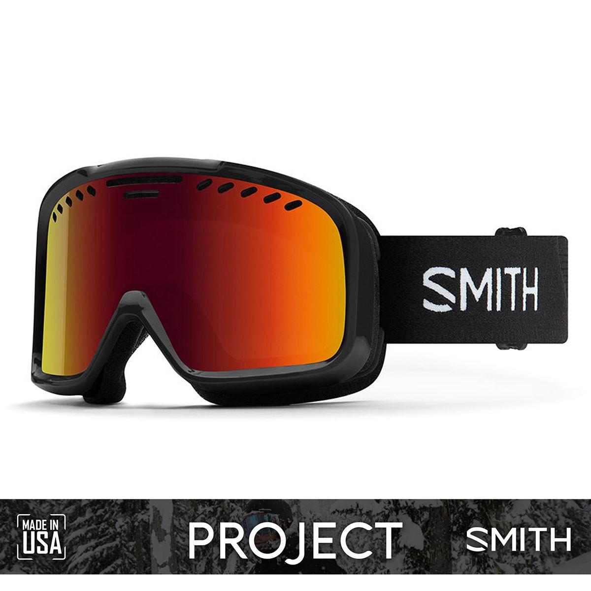 SMITH PROJECT Black | S3 RED SOL-X Mirror - Изображение - AQUAMATRIX