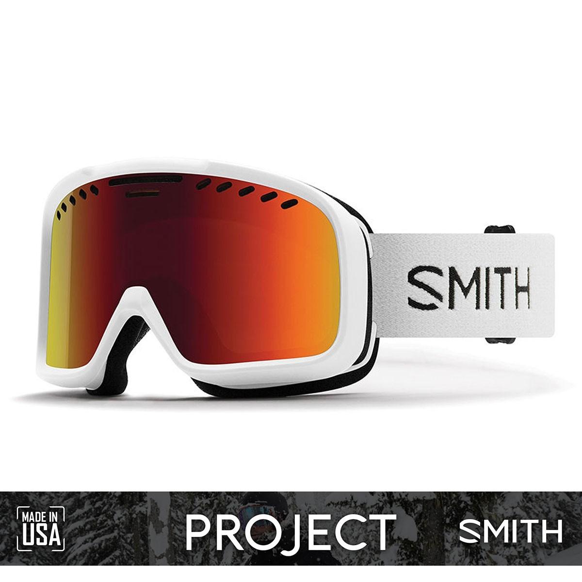 SMITH PROJECT White   S3 RED SOL-X Mirror - Изображение - AQUAMATRIX