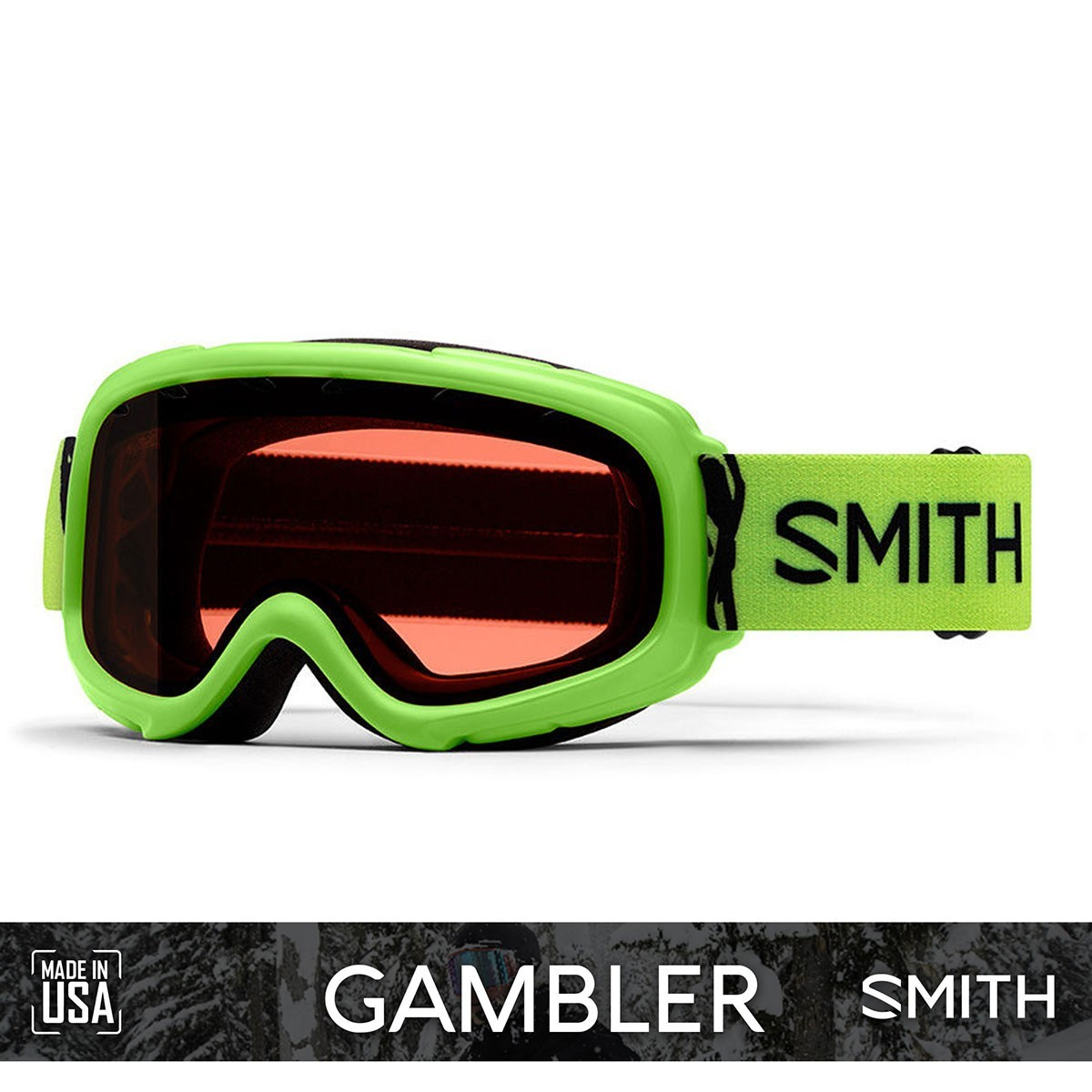 SMITH GAMBLER AIR Flash Faces | S2 RC36 ROSEC - Изображение - AQUAMATRIX