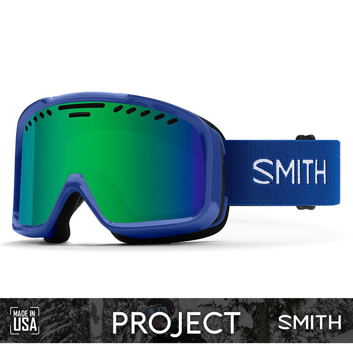 SMITH PROJECT Klein Blue | S3 GREEN SOL-X Mirror - Изображение - AQUAMATRIX