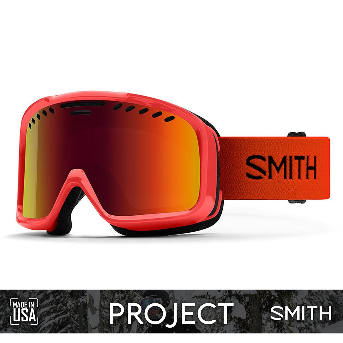 SMITH PROJECT Rise | S3 RED SOL-X Mirror - Изображение - AQUAMATRIX