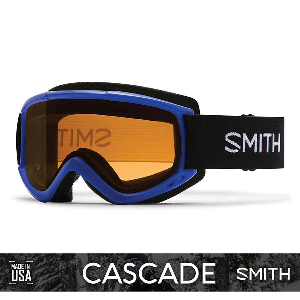 SMITH CASCADE Cobalt | S2 GOLD Lite - Изображение - AQUAMATRIX