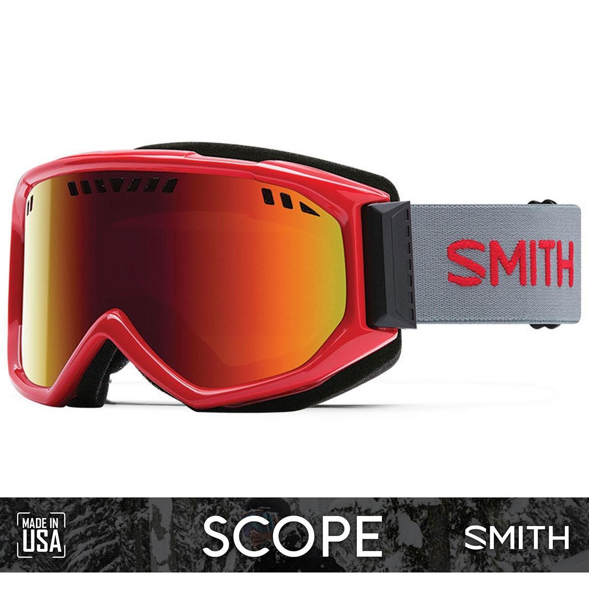 SMITH SCOPE Fire | S3 RED SOL-X Mirror - Изображение - AQUAMATRIX