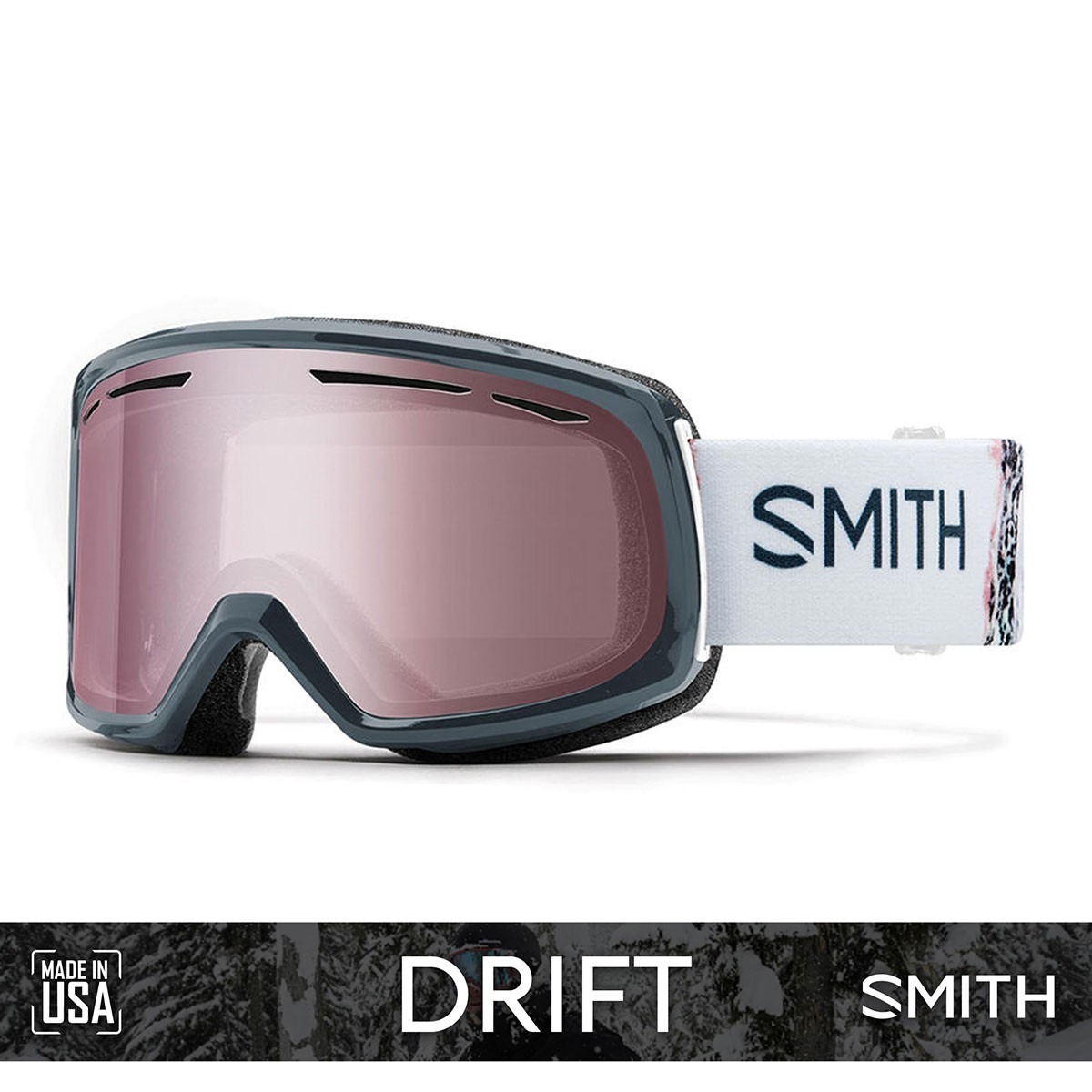 SMITH DRIFT Thunder Composite | S2 IGNITOR Mirror - Изображение - AQUAMATRIX