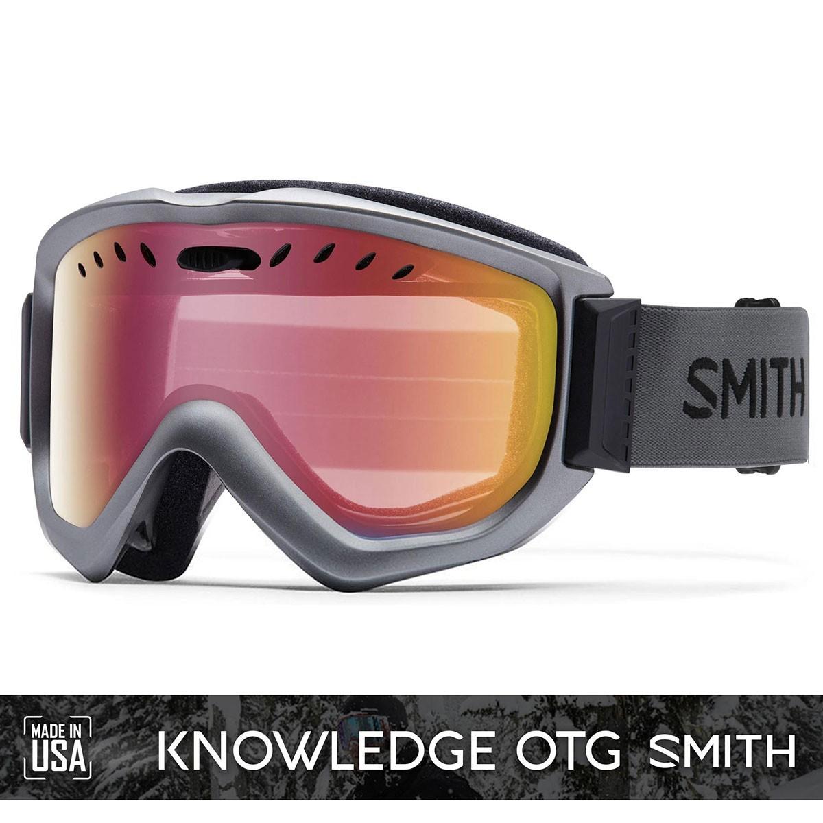 SMITH KNOWLEDGE Graphite | S2 RED Sensor Mirror - Изображение - AQUAMATRIX