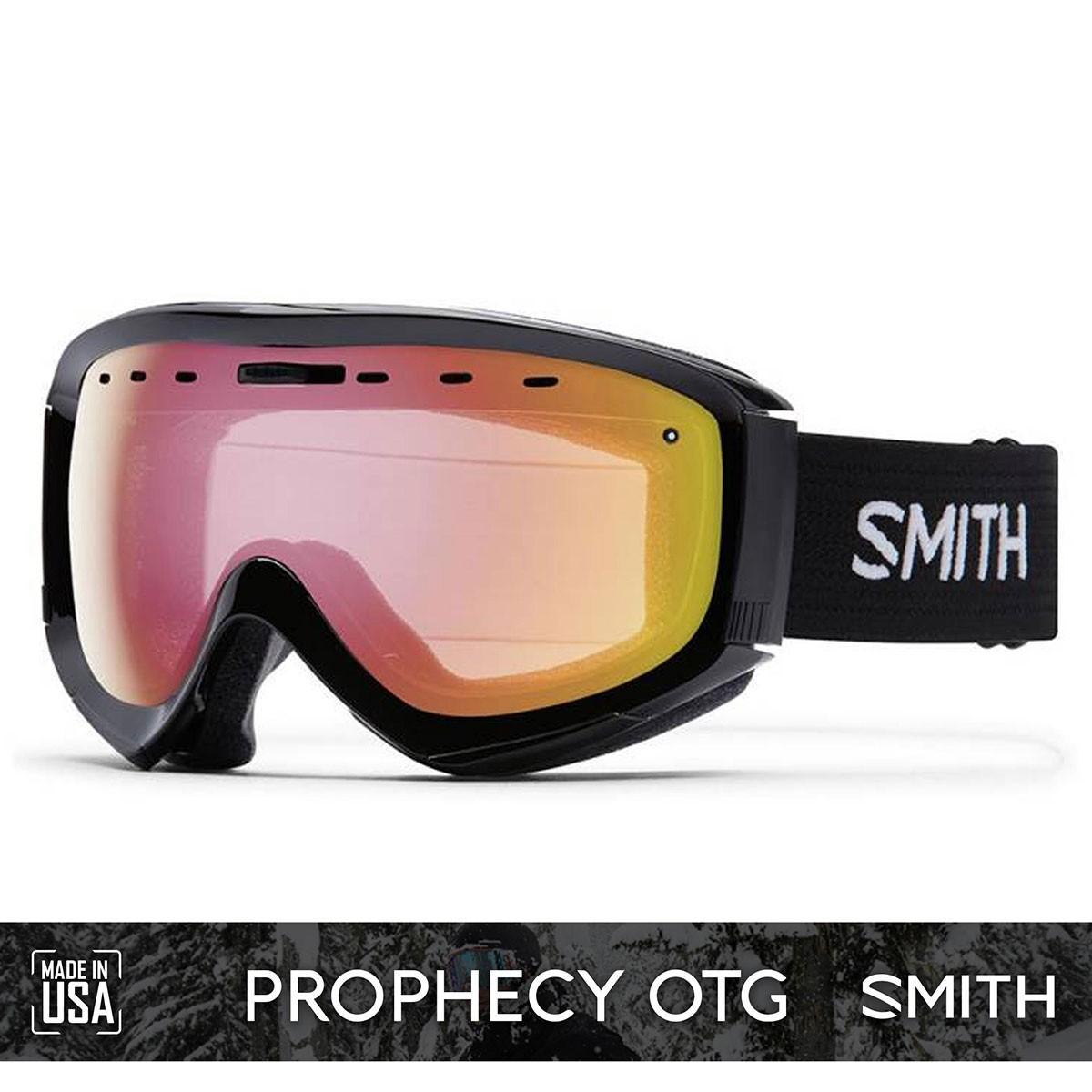 SMITH PROPHECY OTG Black   S2 RED Sensor Mirror - Изображение - AQUAMATRIX