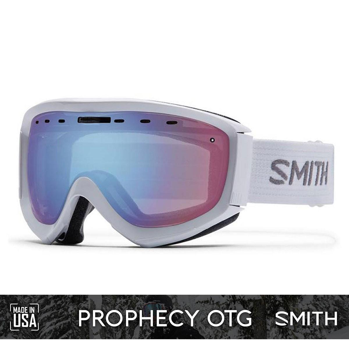 SMITH PROPHECY OTG White | S2 BLUE Sensor Mirror - Изображение - AQUAMATRIX