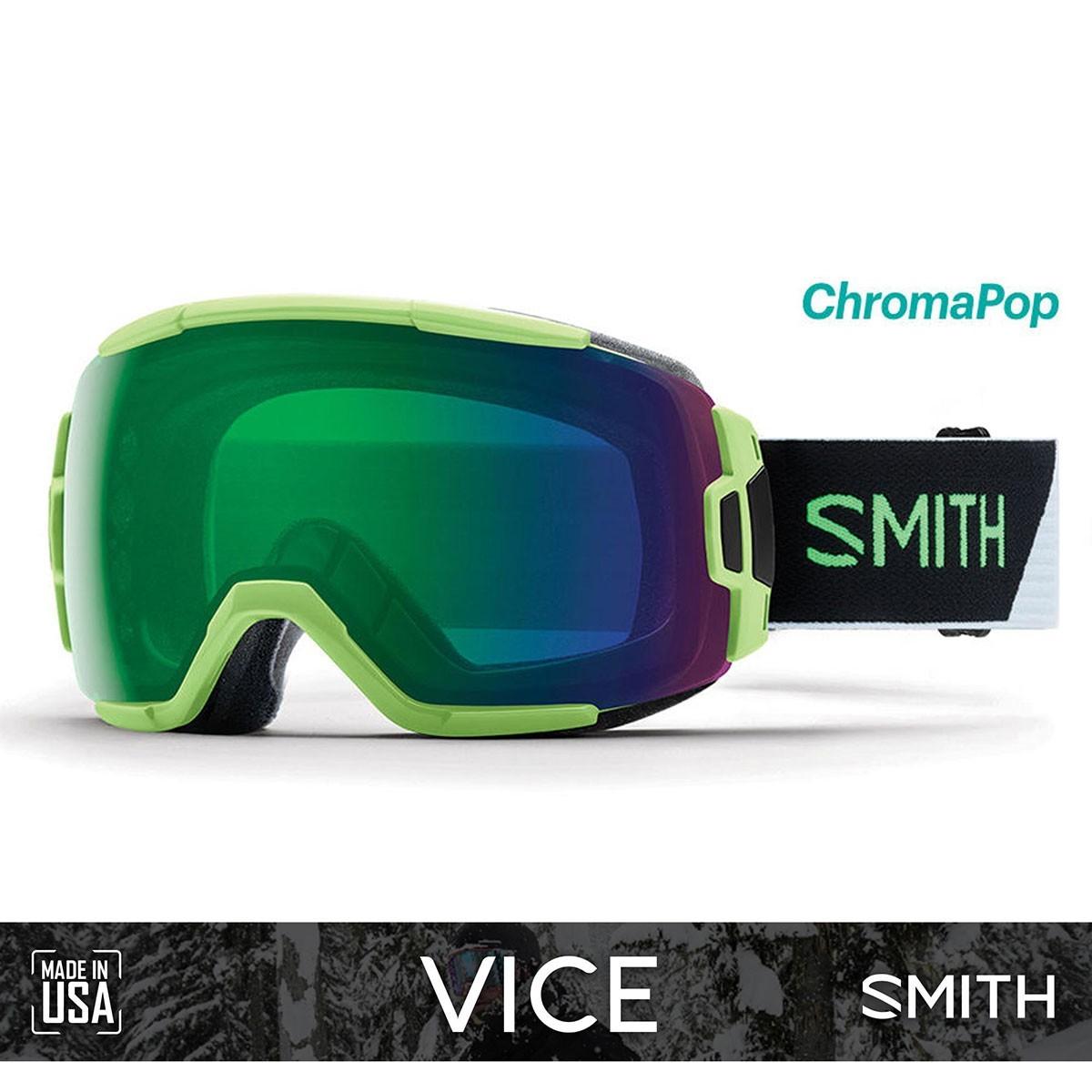 SMITH VICE Reactor Split | S2 CHROMAPOP Everyday Green Mirror - Изображение - AQUAMATRIX