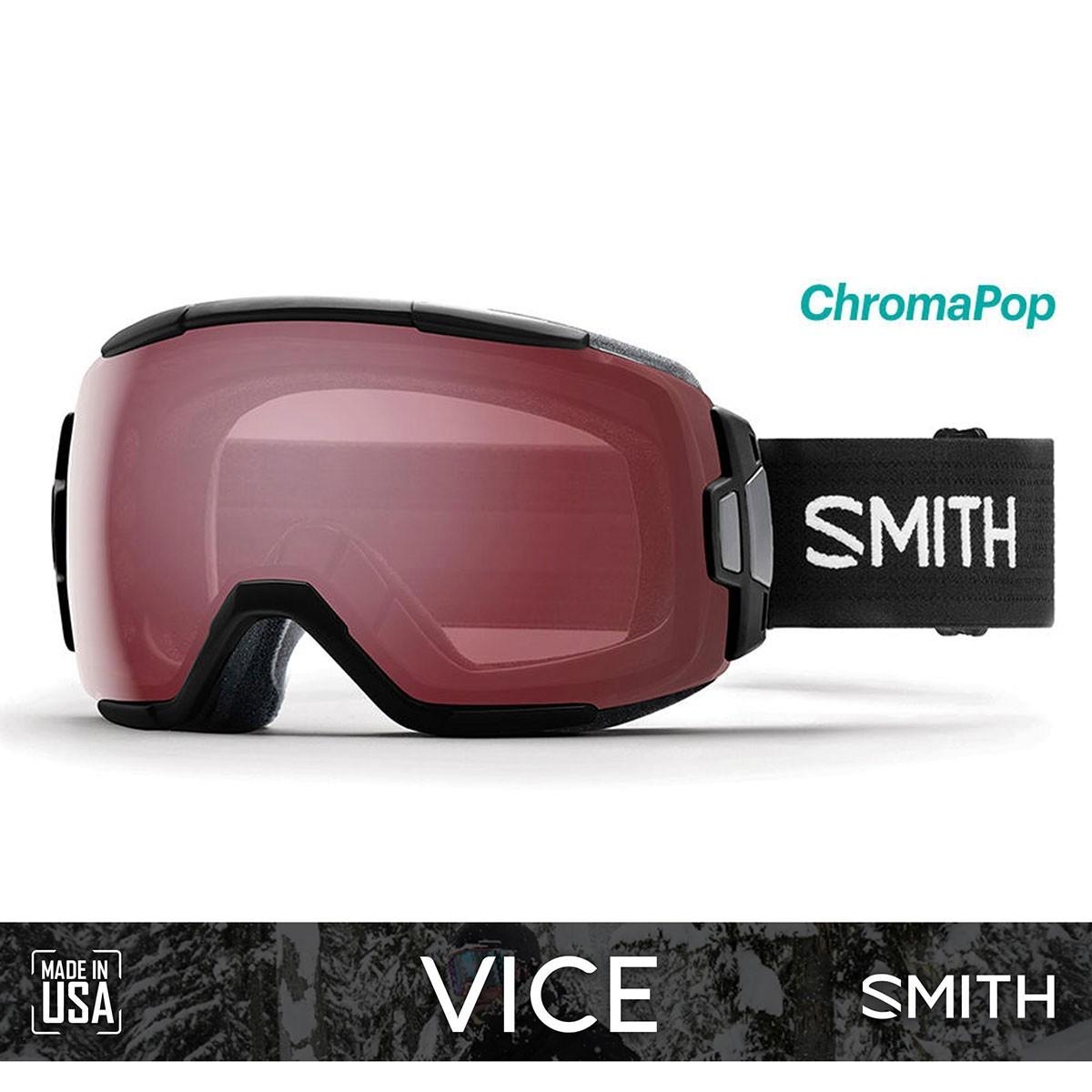 SMITH VICE Black   S2 CHROMAPOP Everyday Rose Mirror - Изображение - AQUAMATRIX