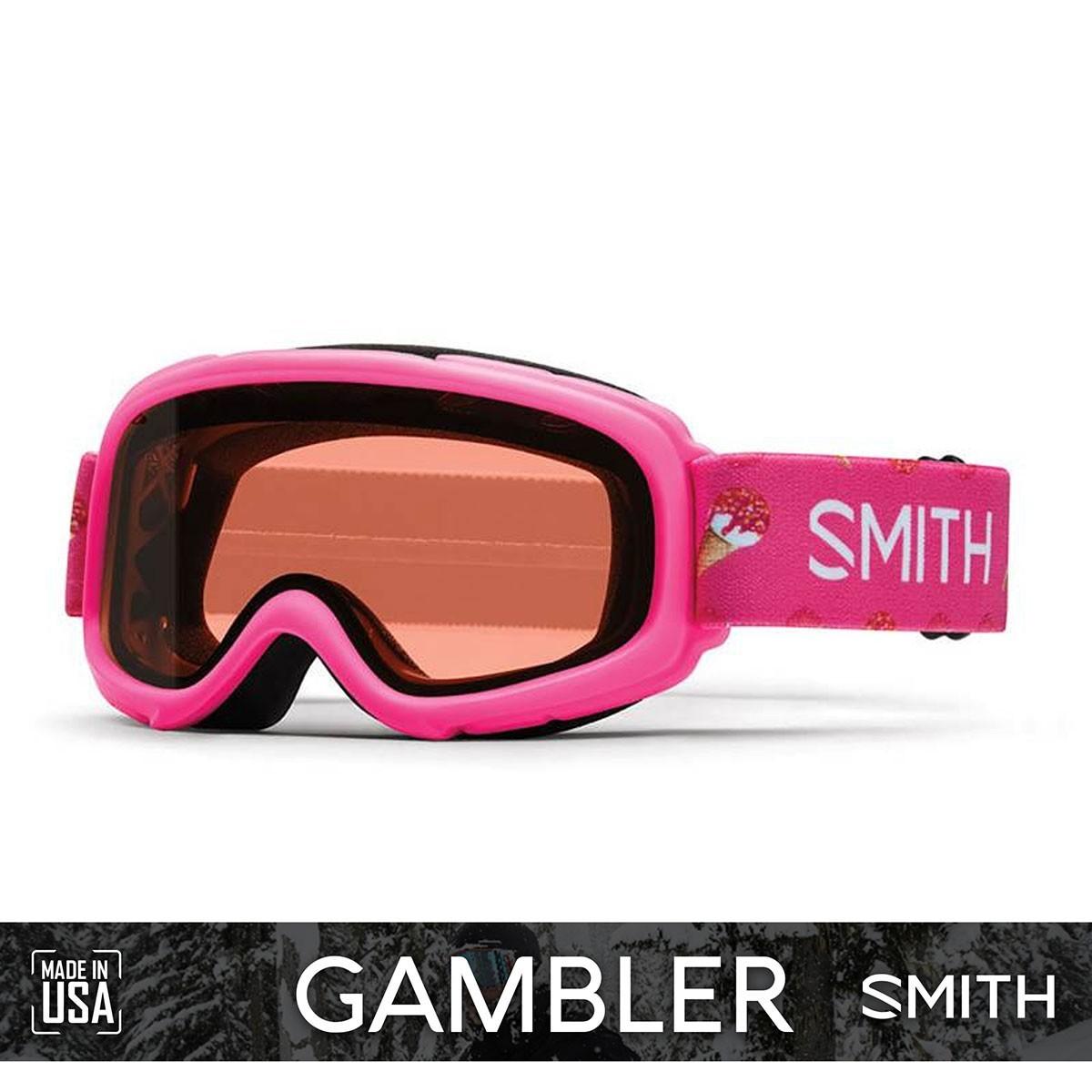 SMITH GAMBLER AIR Pink Sugar | S2 RC36 ROSEC - Изображение - AQUAMATRIX