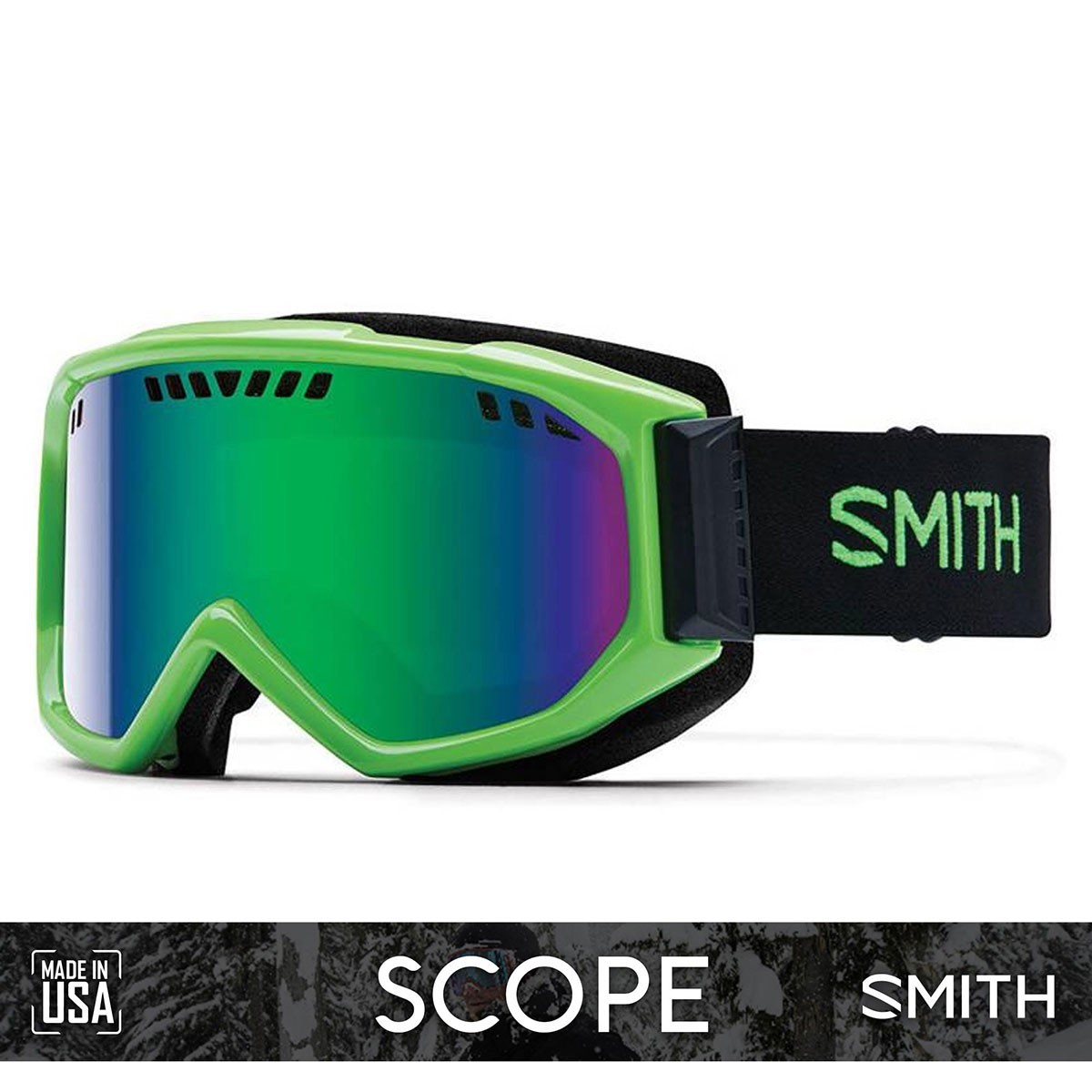 SMITH SCOPE Reactor | S3 GREEN SOL-X Mirror - Изображение - AQUAMATRIX