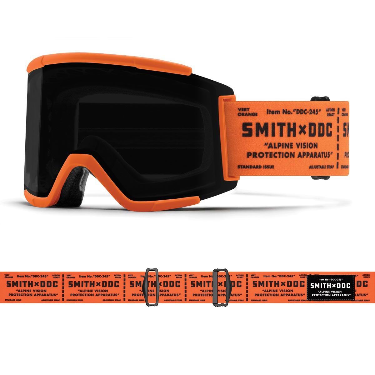 SMITH SQUAD XL artist series drapli | S3 CHROMAPOP Sun Black Mirror - Изображение - AQUAMATRIX