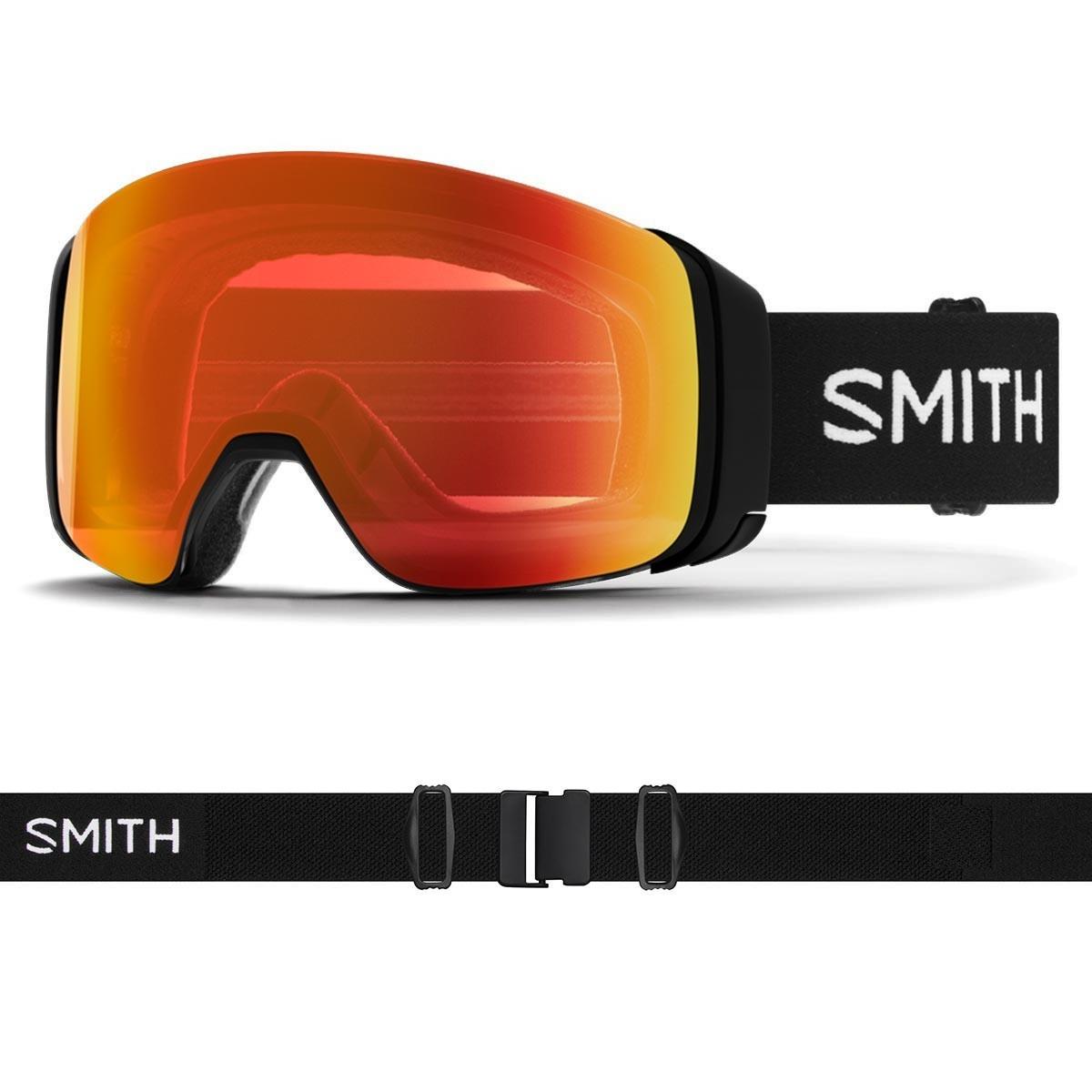 SMITH 4D MAG black | S2 CHROMAPOP Everyday Red Mirror - Изображение - AQUAMATRIX