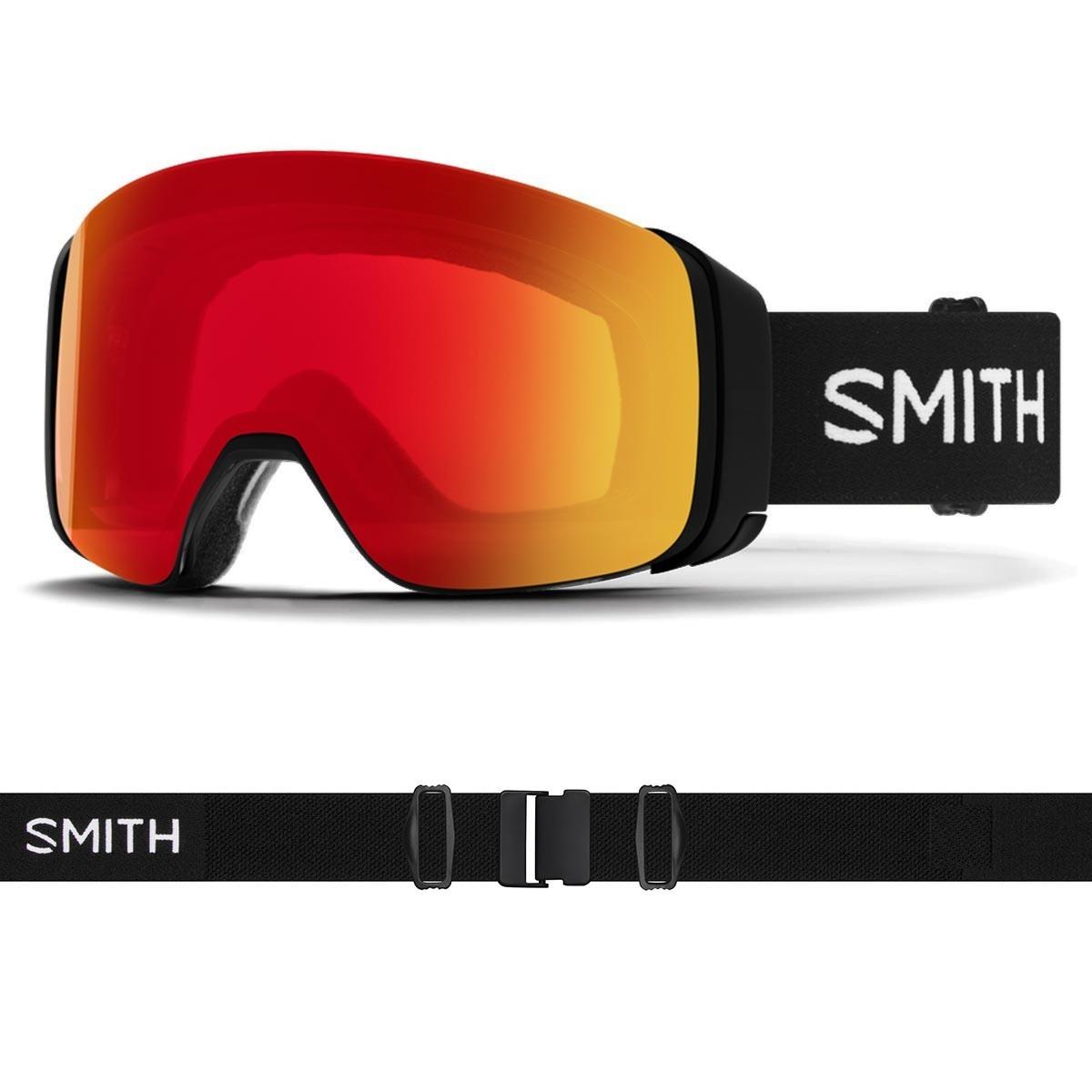 SMITH 4D MAG black | S3-S2 CHROMAPOP Photochromic Red Mirror - Изображение - AQUAMATRIX