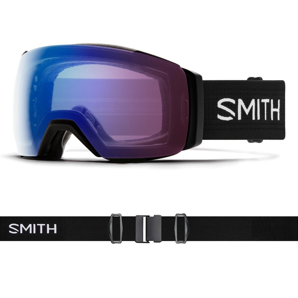 SMITH IO MAG XL black | S2-S1 CHROMAPOP Photochromic Rose Flash - Изображение - AQUAMATRIX