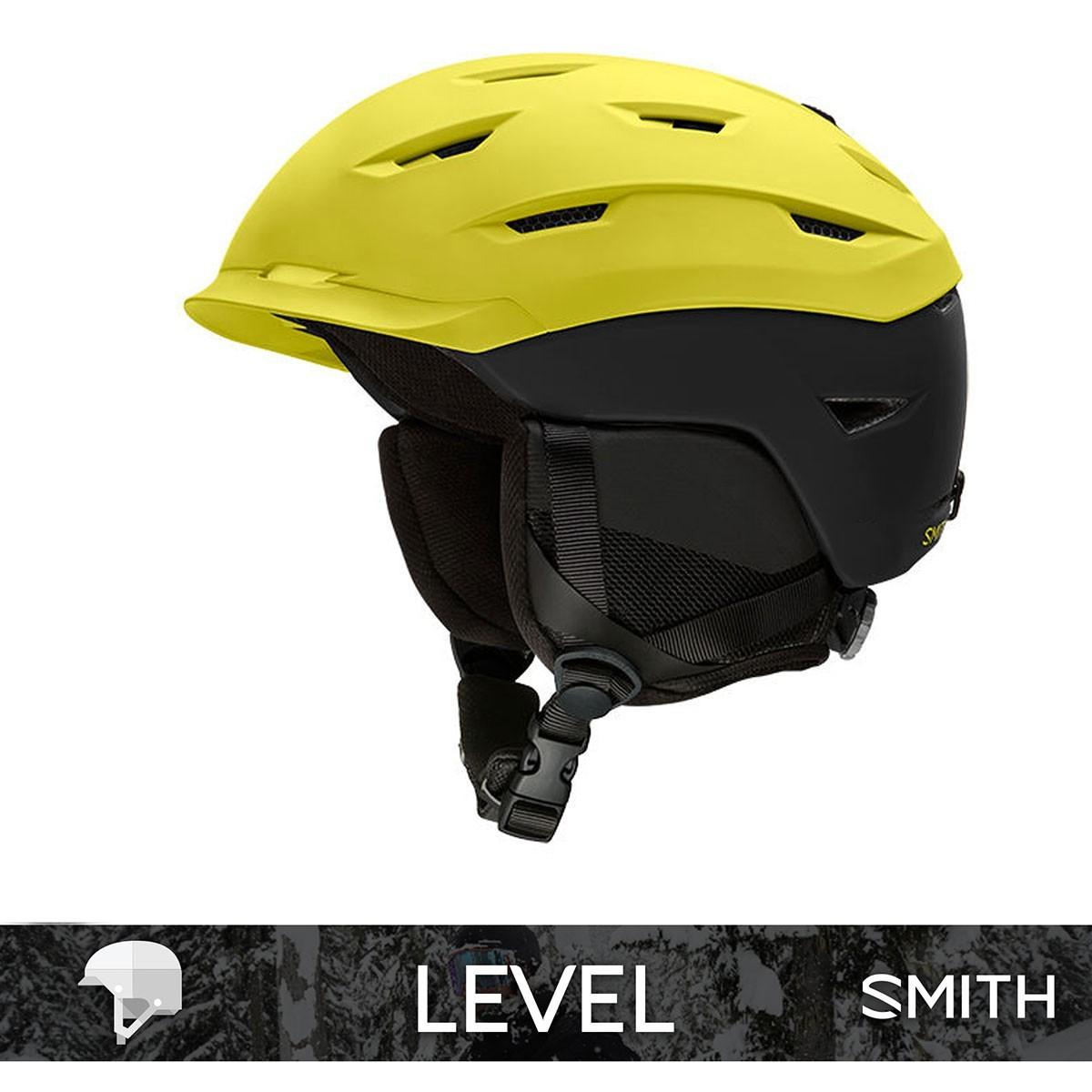 SMITH LEVEL matte Citron Black - Изображение - AQUAMATRIX