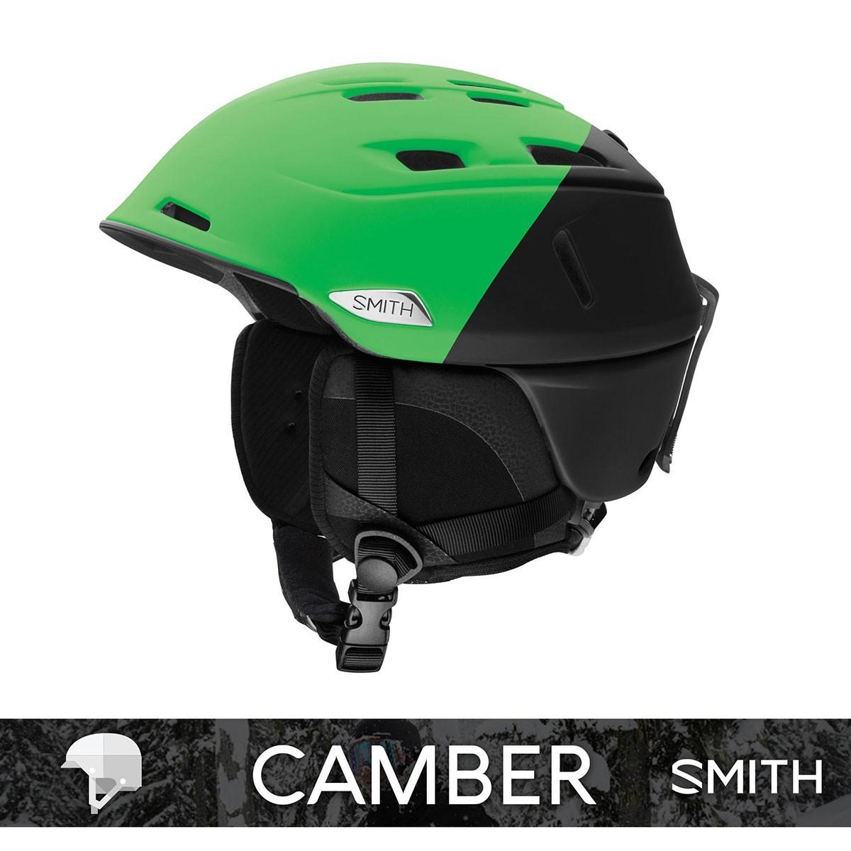 SMITH CAMBER matte Reactor Black - Изображение - AQUAMATRIX