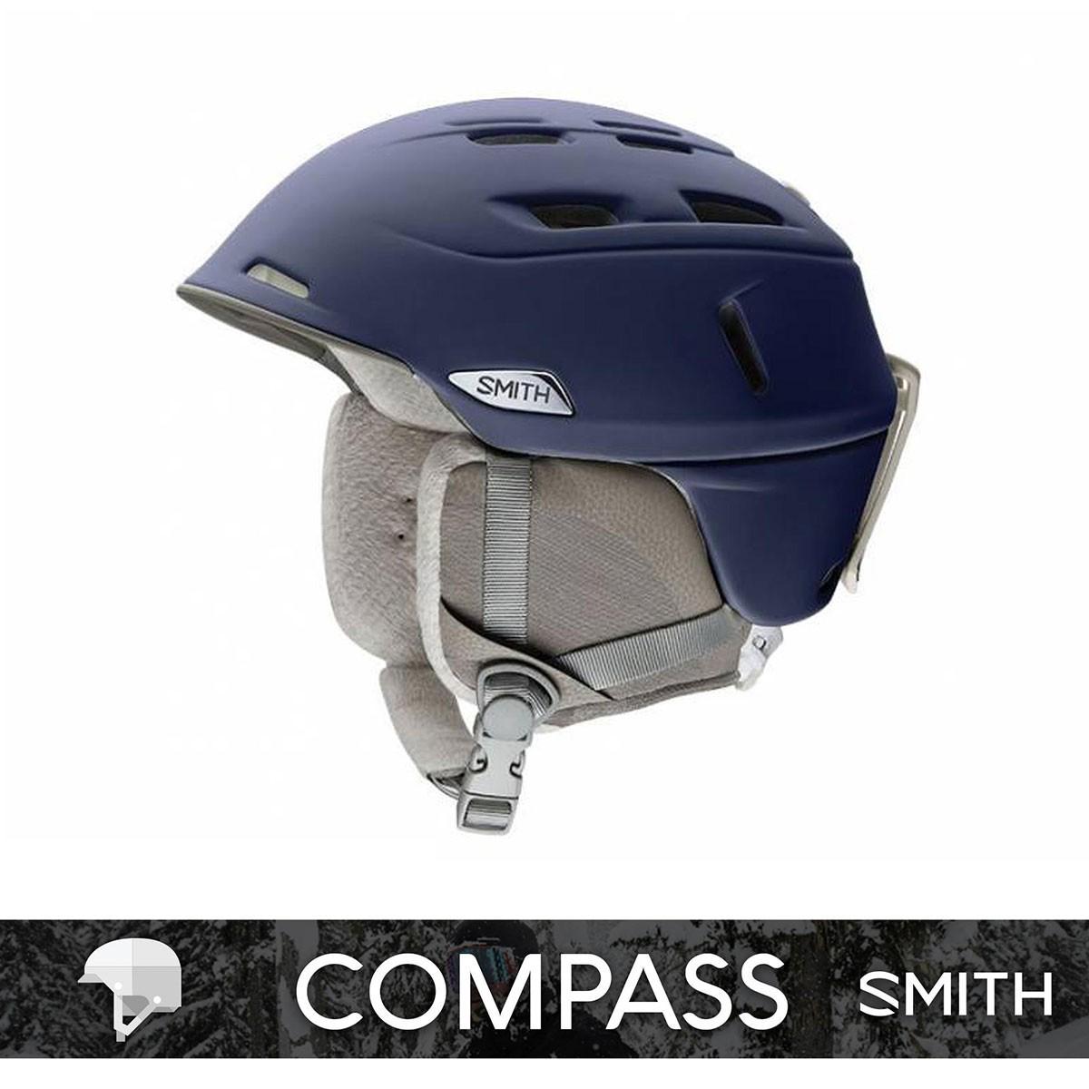 SMITH COMPASS matte Midnight - Изображение - AQUAMATRIX