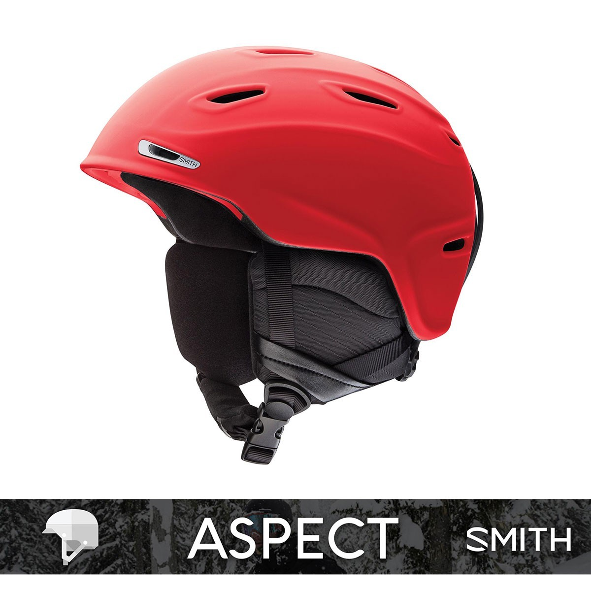 SMITH ASPECT matte Fire - Изображение - AQUAMATRIX