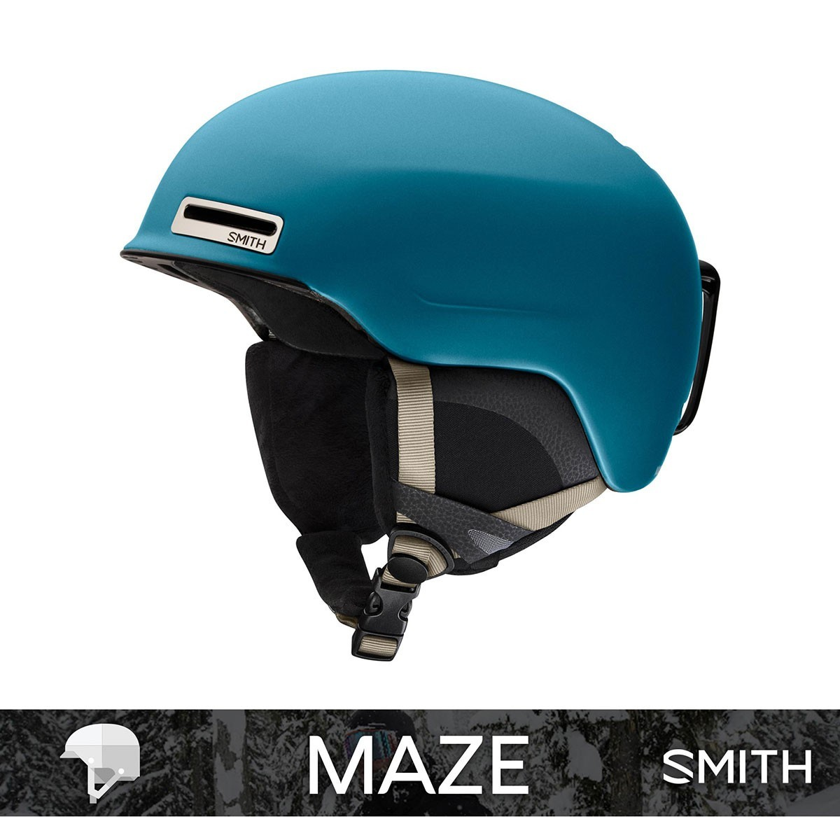 SMITH MAZE matte Thypoon - Изображение - AQUAMATRIX