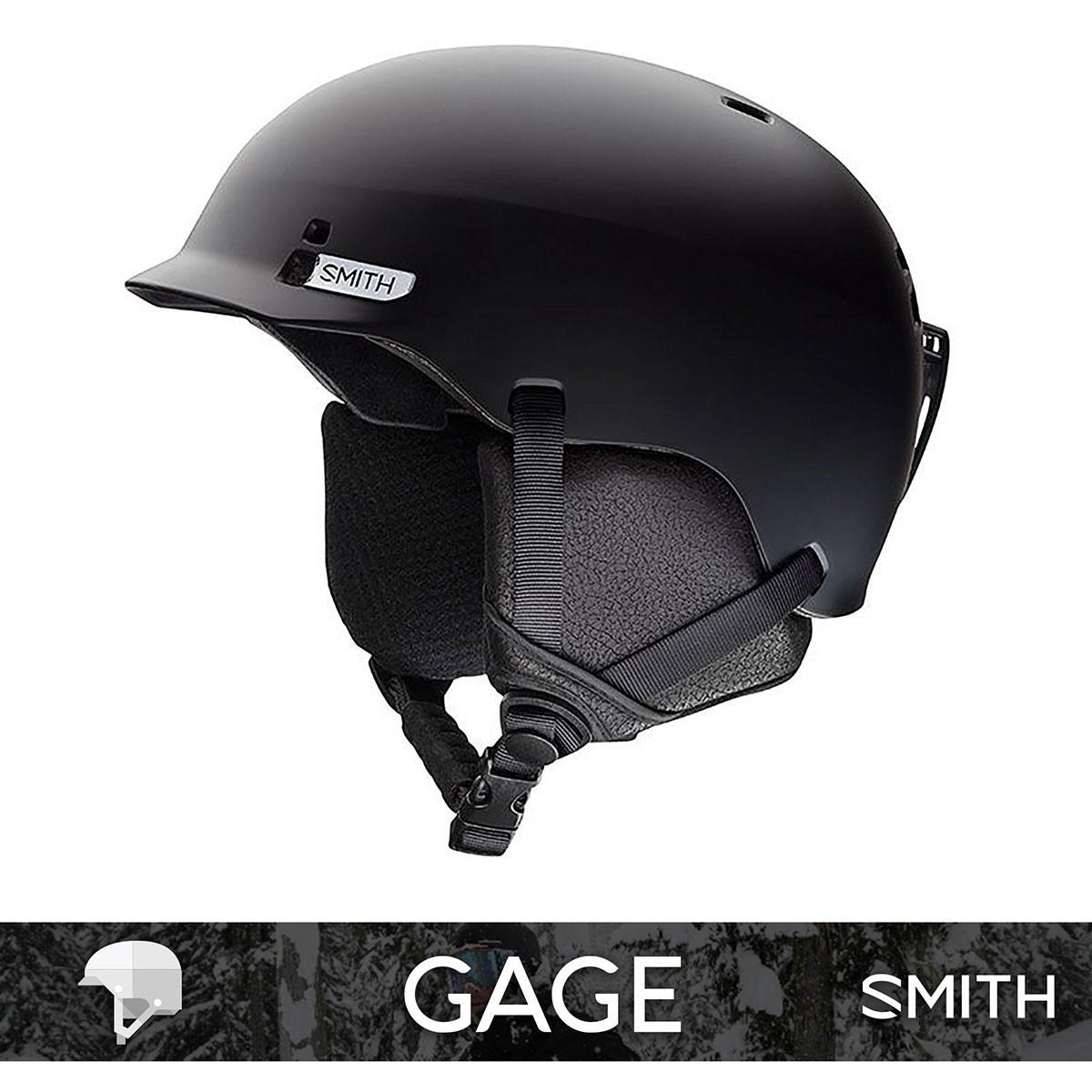 SMITH GAGE matte Black - Изображение - AQUAMATRIX