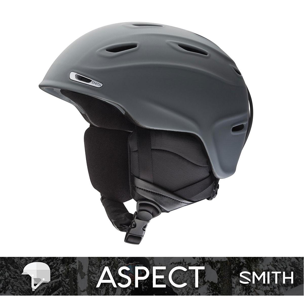 SMITH ASPECT matte Charcoal - Изображение - AQUAMATRIX