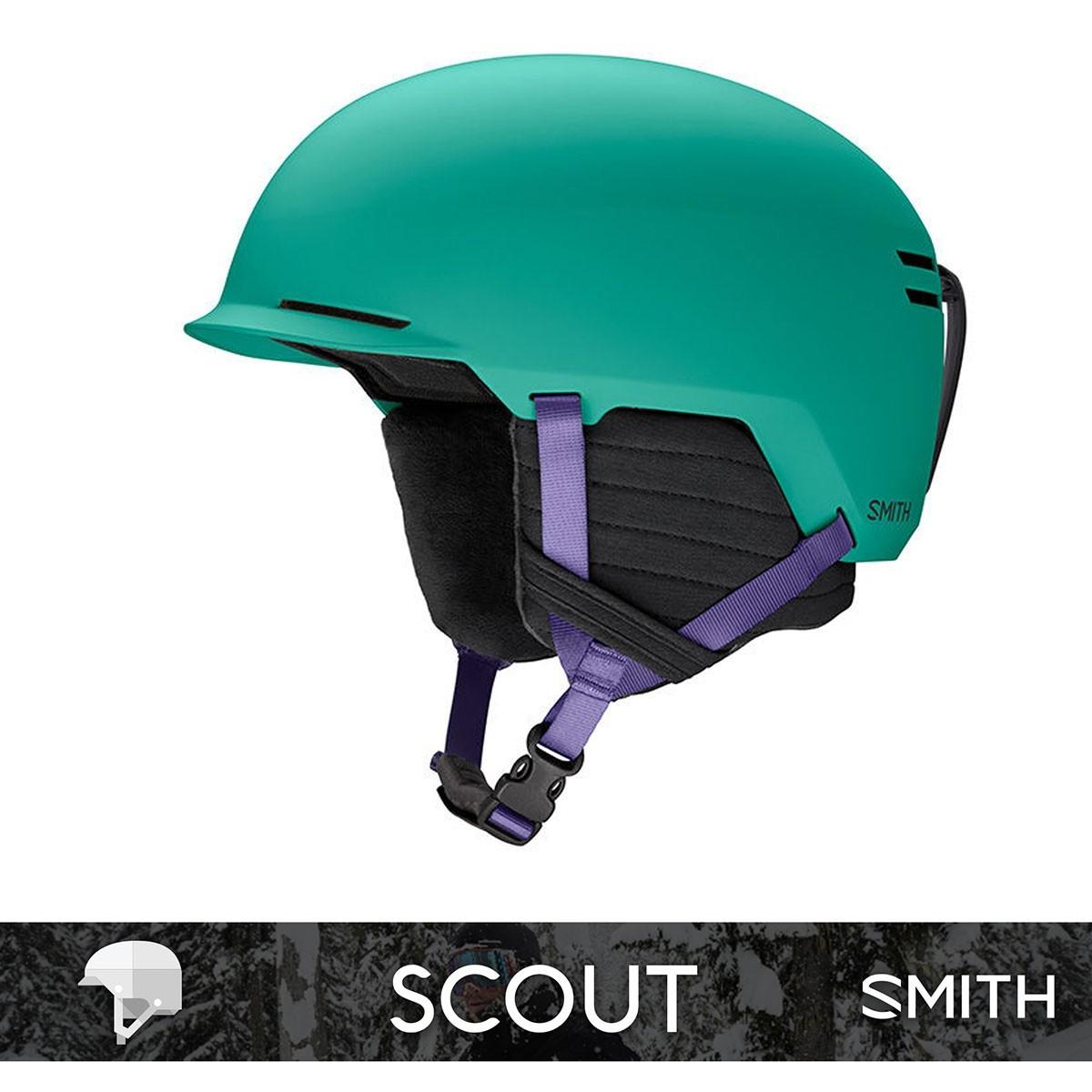 SMITH SCOUT matte Jade Block - Изображение - AQUAMATRIX