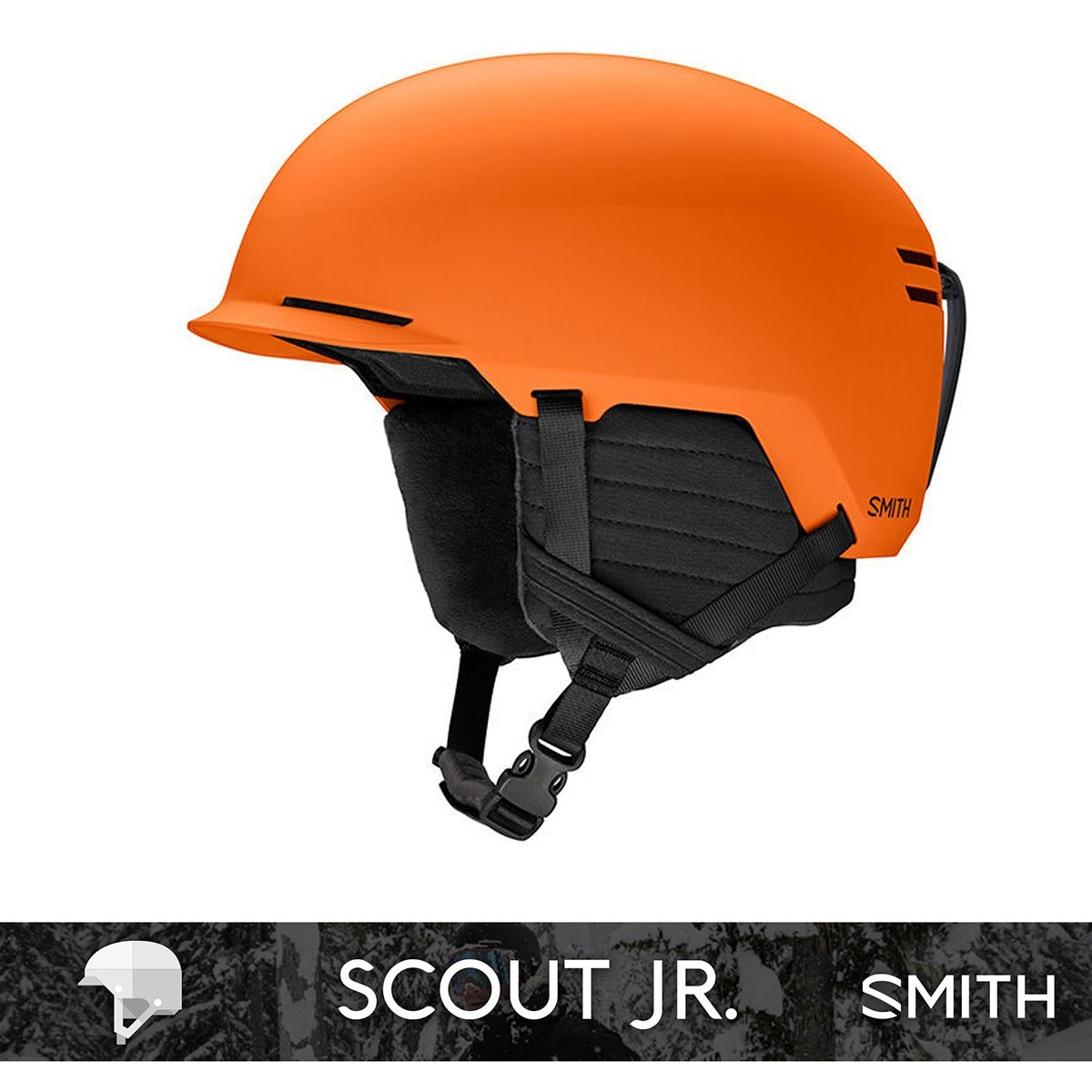 SMITH SCOUT JR matte Halo - Изображение - AQUAMATRIX