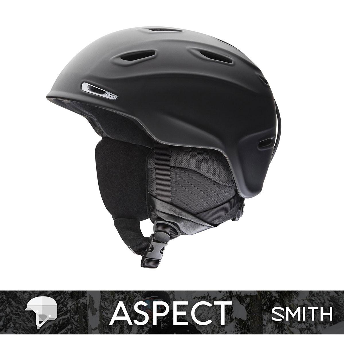 SMITH ASPECT MIPS matte black - Изображение - AQUAMATRIX