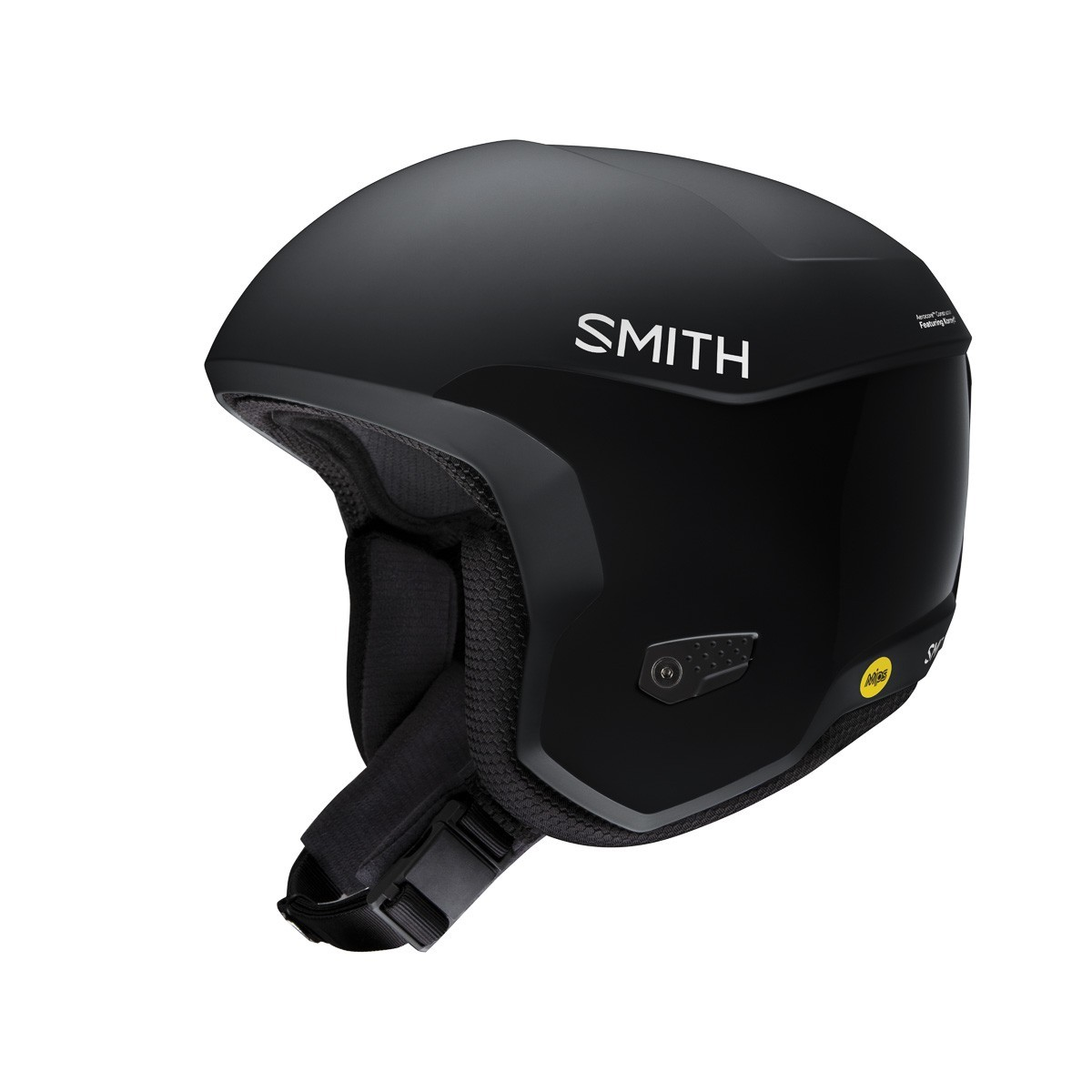 SMITH ICON MIPS matte black - Изображение - AQUAMATRIX