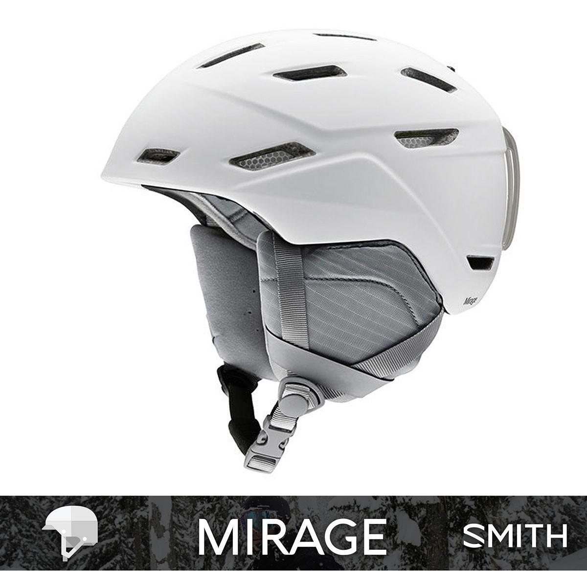 SMITH MIRAGE matte white - Изображение - AQUAMATRIX