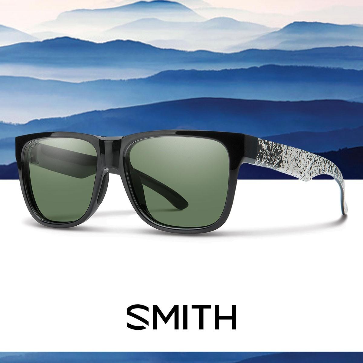 SMITH LOWDOWN 2 Black Canvas Splatter CHROMAPOP - Изображение - AQUAMATRIX