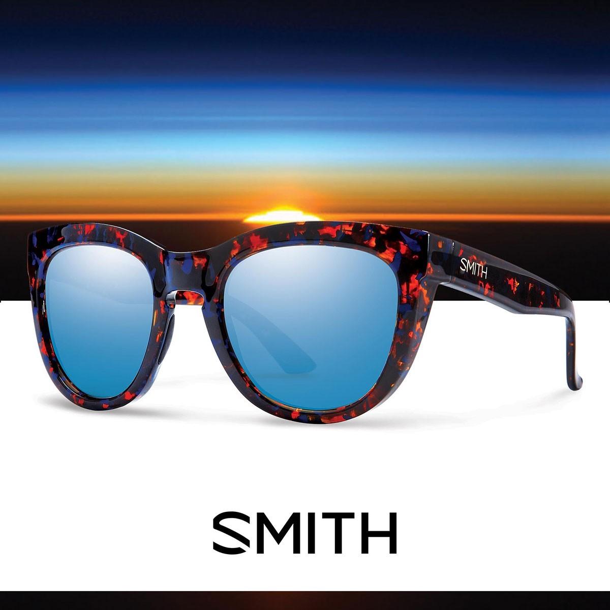 SMITH SIDNEY flecked blue tortoise - Изображение - AQUAMATRIX