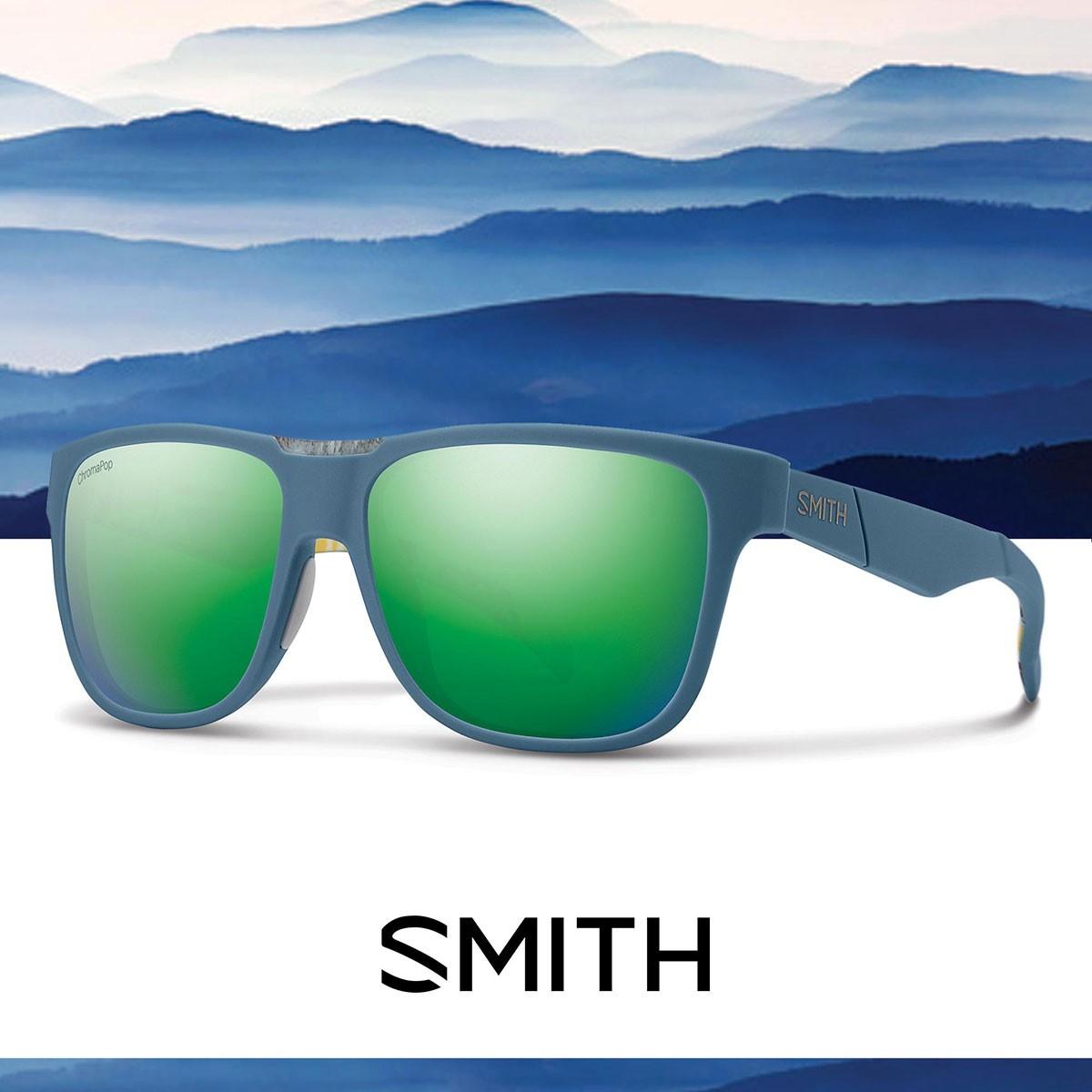 SMITH LOWDOWN Matte Corsair Ripped CHROMAPOP - Изображение - AQUAMATRIX