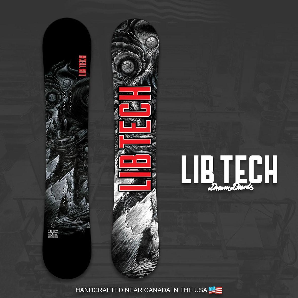 2020 Lib Tech TRS HP C2 154 - Изображение - AQUAMATRIX