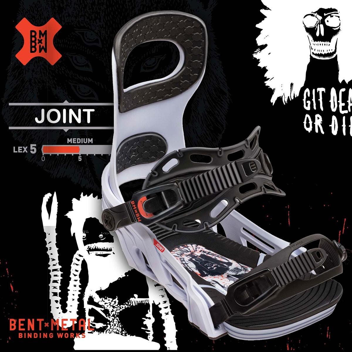 2019 BENT METAL JOINT White - Изображение - AQUAMATRIX