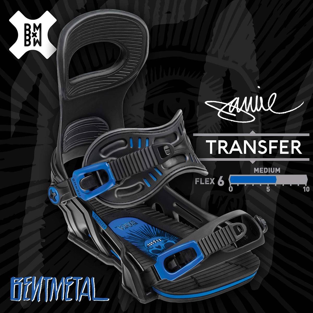 2019 BENT METAL TRANSFER Black - Изображение - AQUAMATRIX