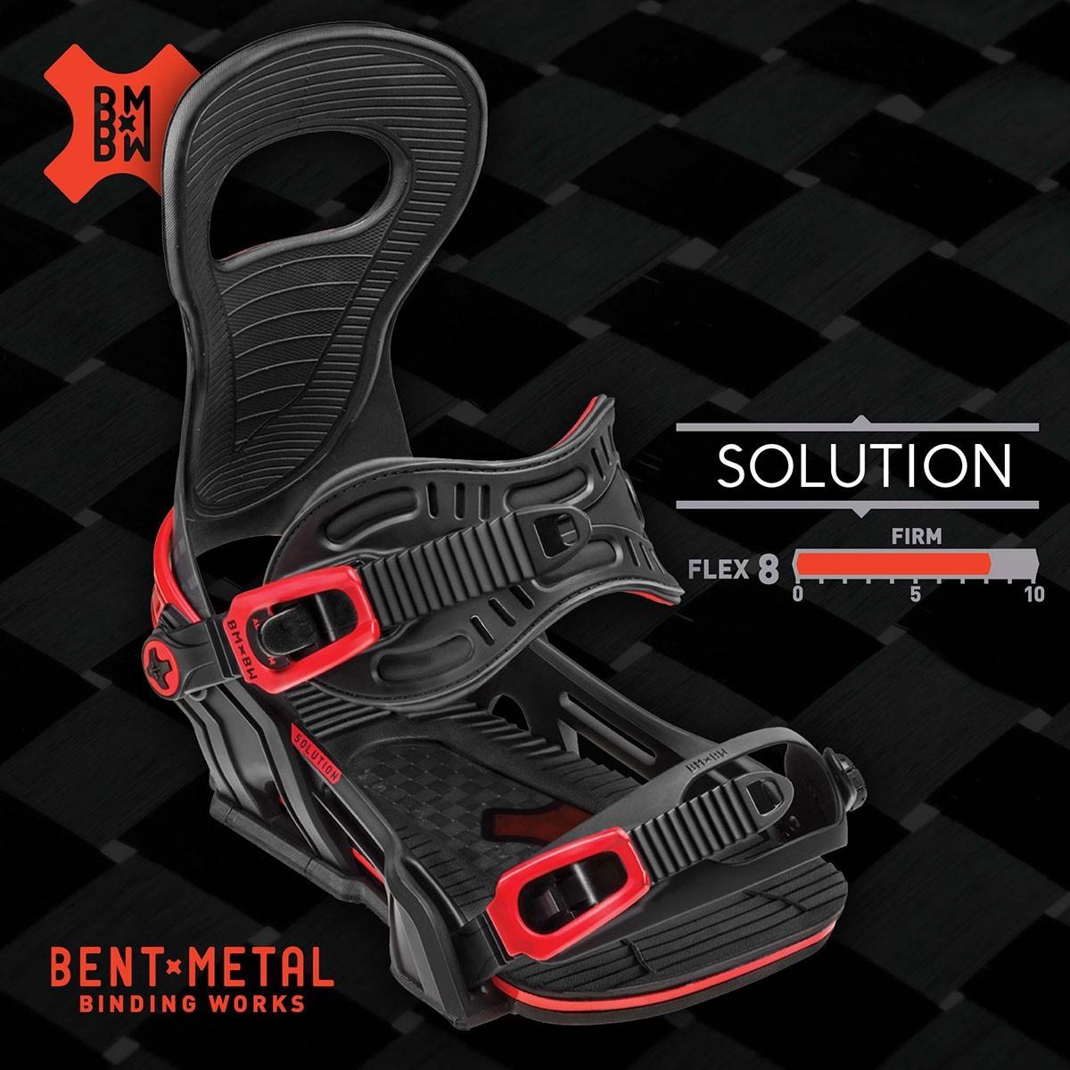 2019 BENT METAL SOLUTION Black - Изображение - AQUAMATRIX