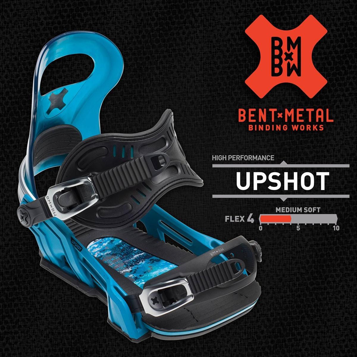 2018 BENT METAL UPSHOT Teal - Изображение - AQUAMATRIX