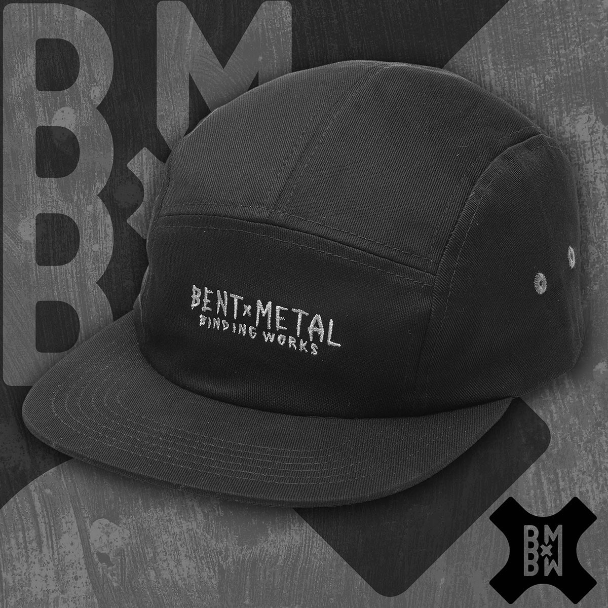BENT METAL BENT GENO 5 PANEL black - Изображение - AQUAMATRIX