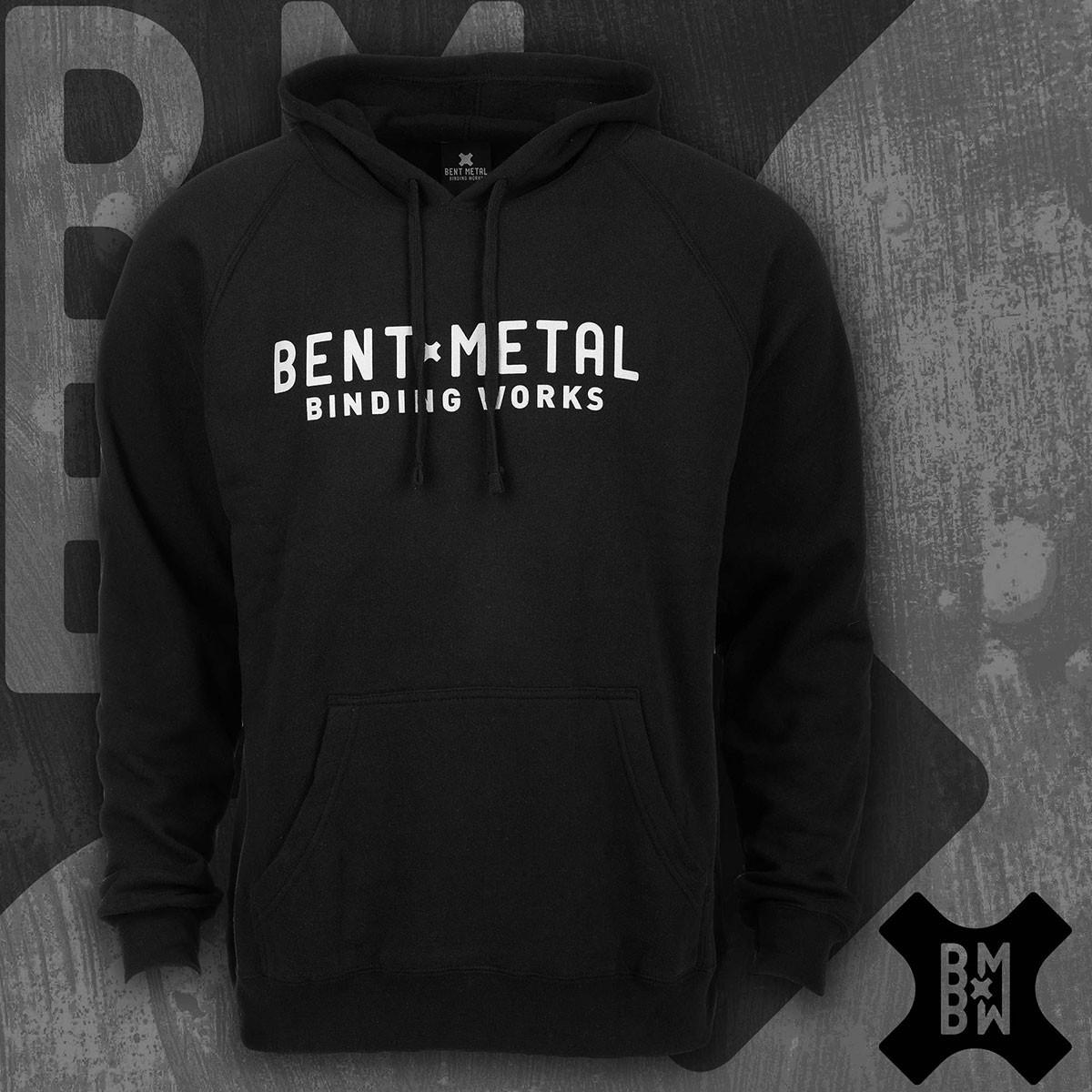 Bent Metal BMBW PULLOVER black - Изображение - AQUAMATRIX