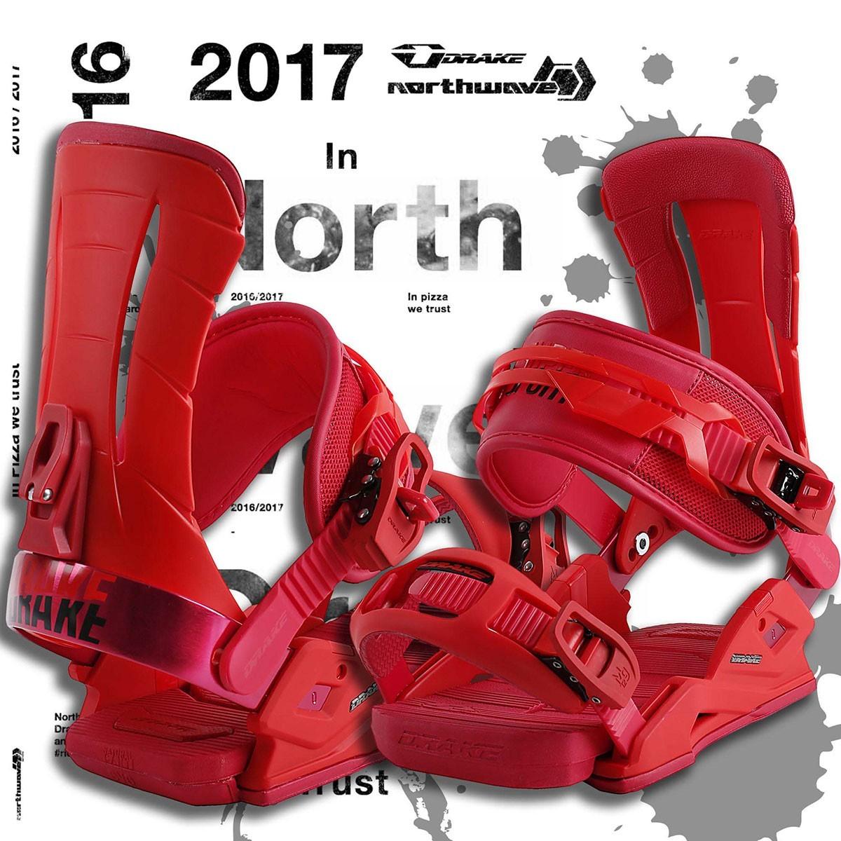 2017 DRAKE SUPER SPORT Red - Изображение - AQUAMATRIX
