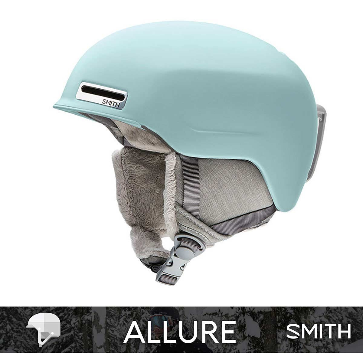 SMITH ALLURE matte Pale Mint - Изображение - AQUAMATRIX